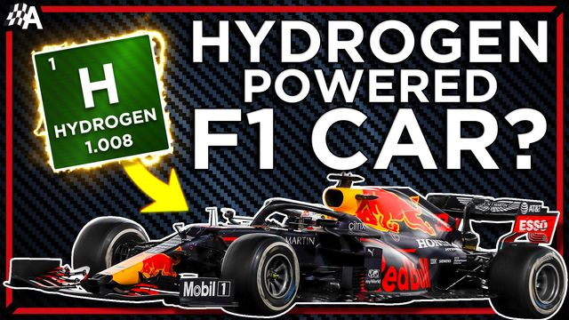 How Hydrogen Power Might Be The Future For Formula 1 Cars