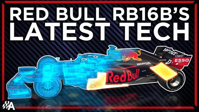 How Red Bull's Upgraded Tech Brings The Fight To Mercedes In Formula 1