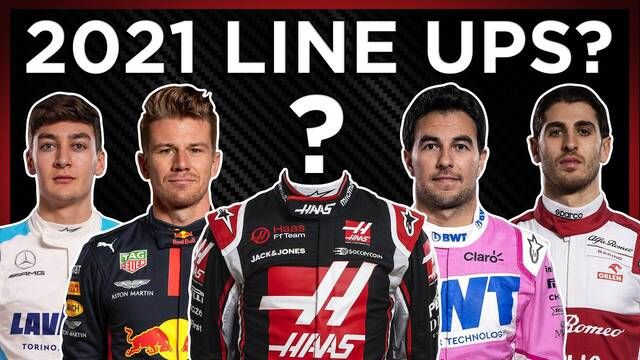 How will the Haas vacancies affect the F1 2021 Driver Market?