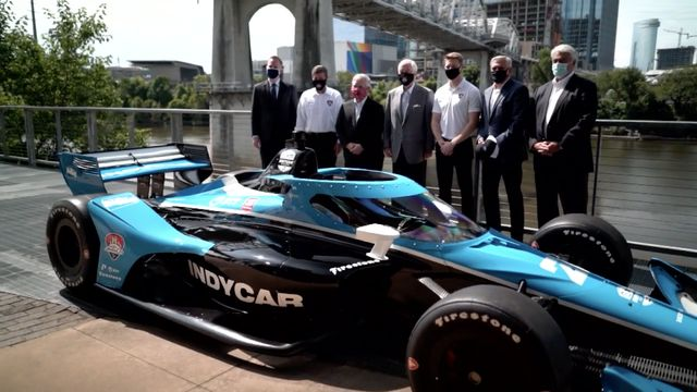 IndyCar: Music City Grand Prix Annoucement