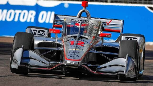 IndyCar: St. Pete GP - Will Power takes pole position