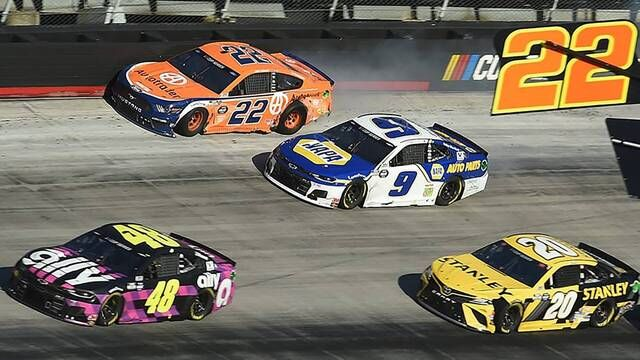 Intensity of cutoff amplified at Bristol Motor Speedway