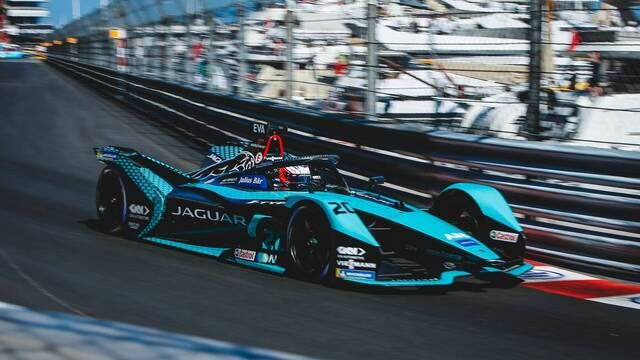 Jaguar Racing: Monaco E-Prix Highlights