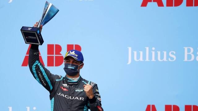 Jaguar Racing |Derde ronde - Rome E-Prix Highlights