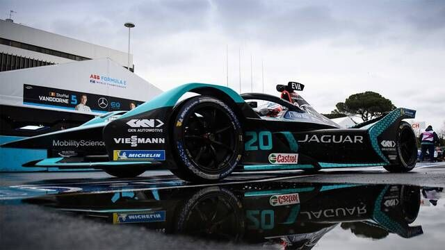 Jaguar Racing | Round 4 - Rome E-Prix Highlights