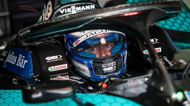 Jaguar Racing: Sam Bird Monaco Garage Tour