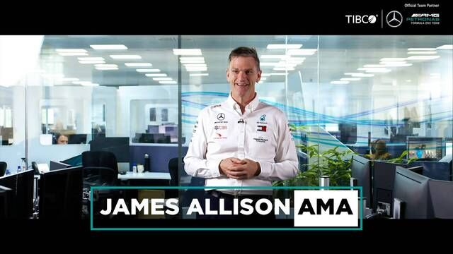 James Allison: r/Formula1 Ask Me Anything
