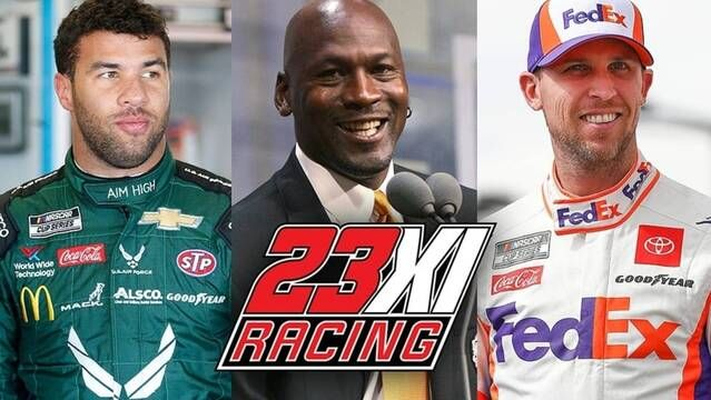 Jordan, Hamlin reveal team name and car number for 2021