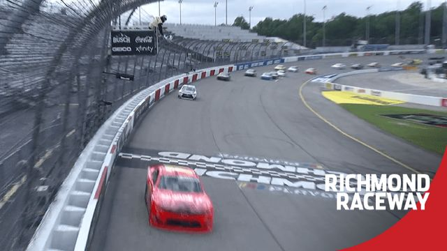Justin Allgaier sweeps the weekend at Richmond