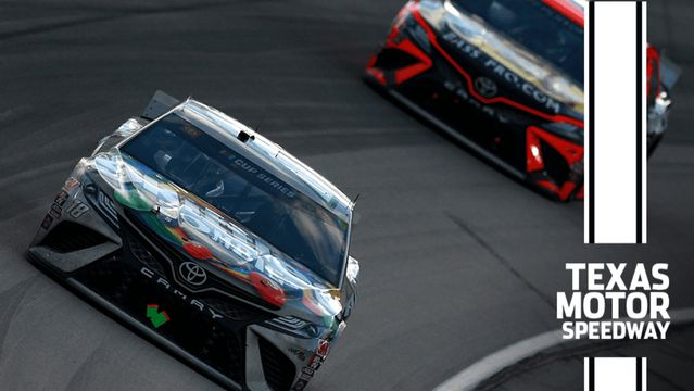 Kyle Busch's winless streak ends at Texas Motor Speedway