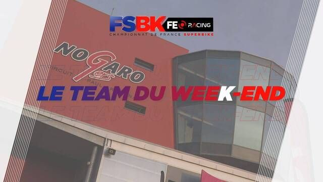 La Team du Weekend : TECMAS Racing Team