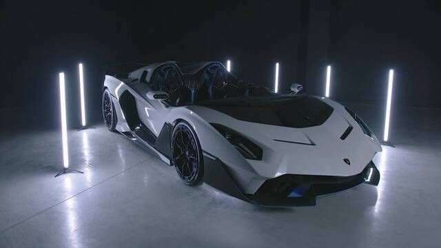 Lamborghini SC20 Launch