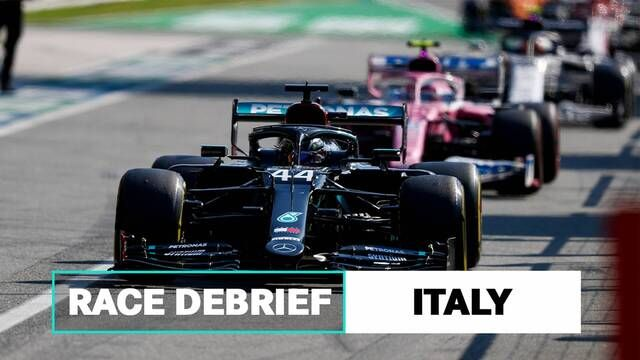 Lewis' Penalty, Best Pizzas & More | 2020 Italian GP F1 Debrief