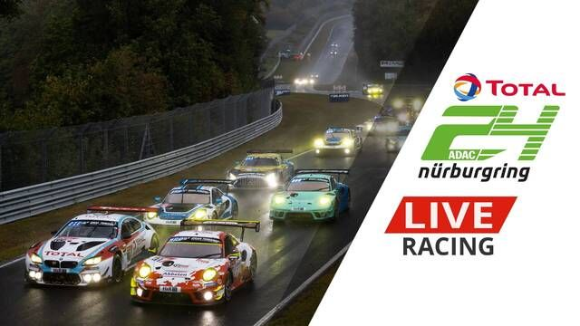 Live: 24h Nurburgring: Qualifying Race (EN)