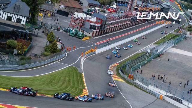 En vivo: 4h de Spa-Francorchamps - Carrera
