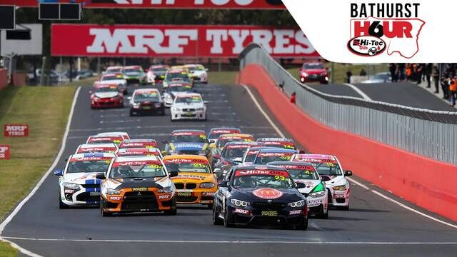 Live: Bathurst 6 Hour - Race