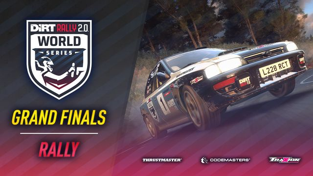 Live: DiRT Rally World Series – Round 1