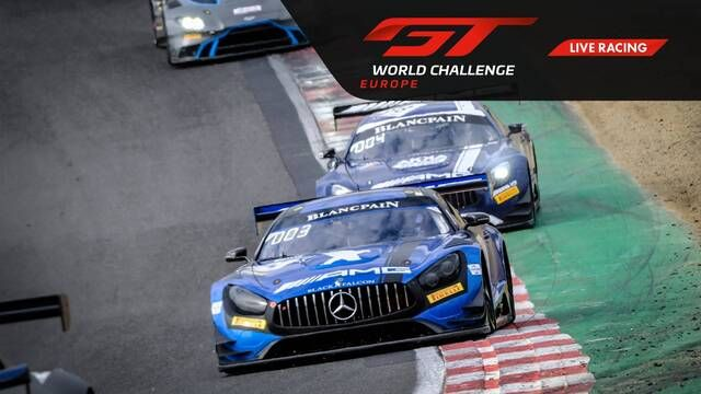 Live: GTWC Europe Imola - Qualifying