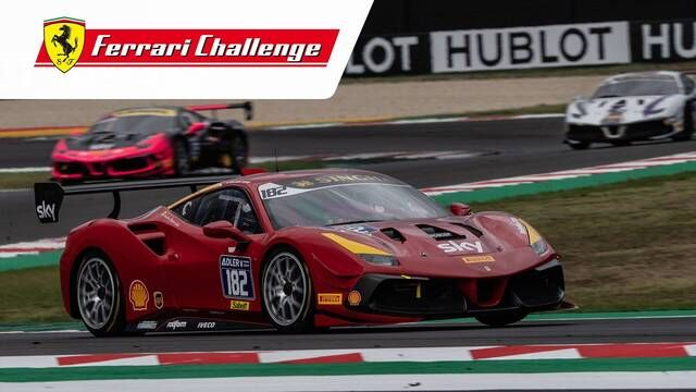 Live: Monza - Coppa Shell - Race 2