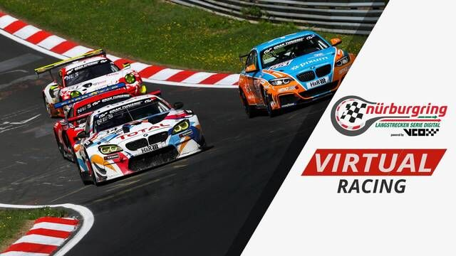 Live: Round 3 - Digital Nurburgring Endurance Series (EN)