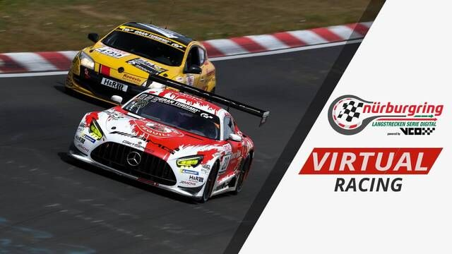 Live: Round 5 - Digital Nurburgring Endurance Series (EN)