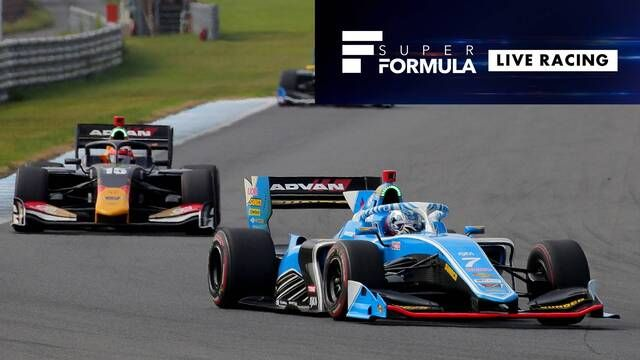 LIVE: Super Formula - Twin Ring Motegi