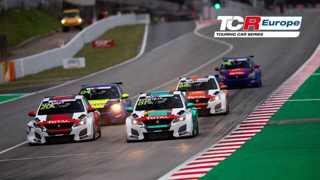 Live: TCR Europe - Round 10 - Spa-Francorchamps