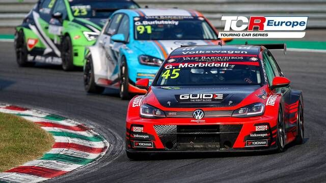 Live: TCR Europe - Round 3 - Zolder