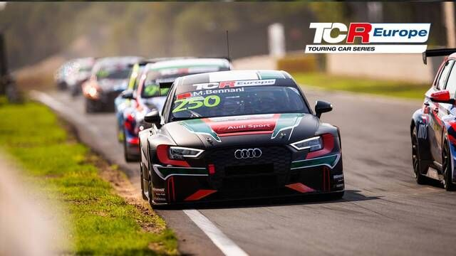 Live: TCR Europe - Round 5 - Monza