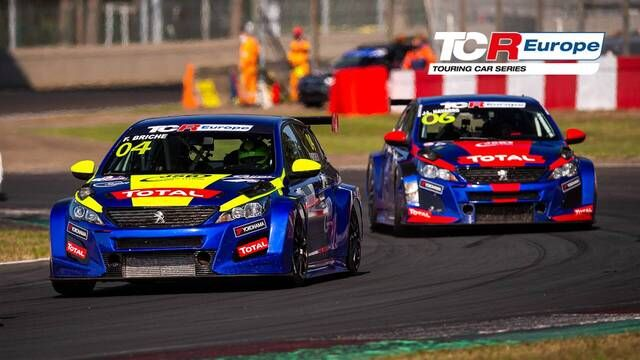 Live: TCR Europe - Round 6 - Monza