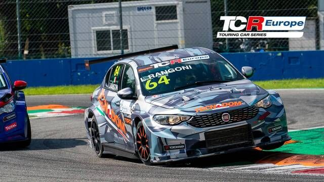Live: TCR Europe - Round 7 - Barcelona