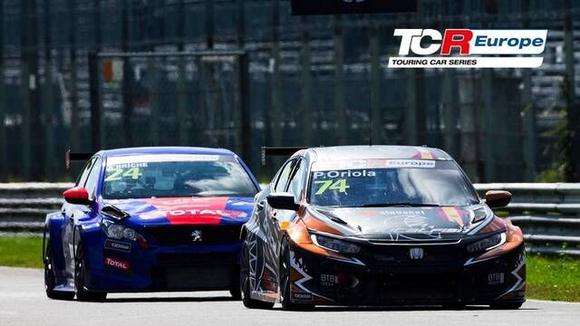 Live: TCR Europe - Round 8 - Barcelona