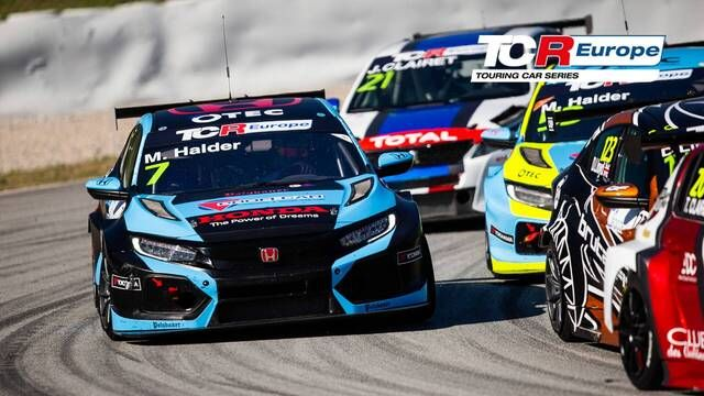 Live: TCR Europe - Round 9 - Spa-Francorchamps