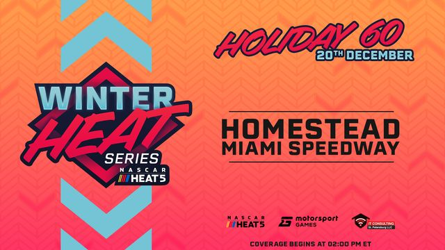 Live: Winter HEAT Series Holiday 60 – Homestead Miami