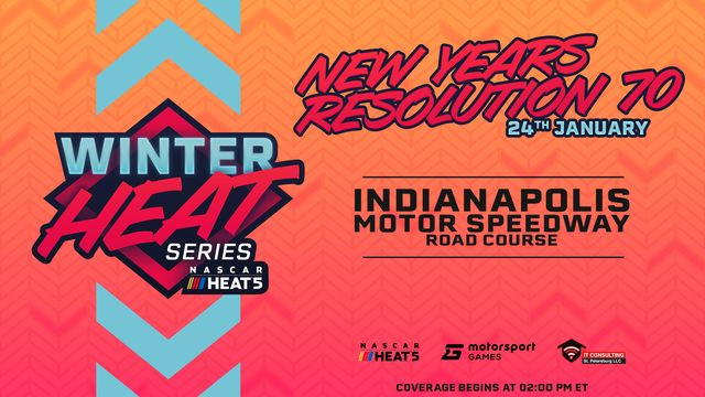Live: Winter HEAT Series New Years 70 - Indianapolis