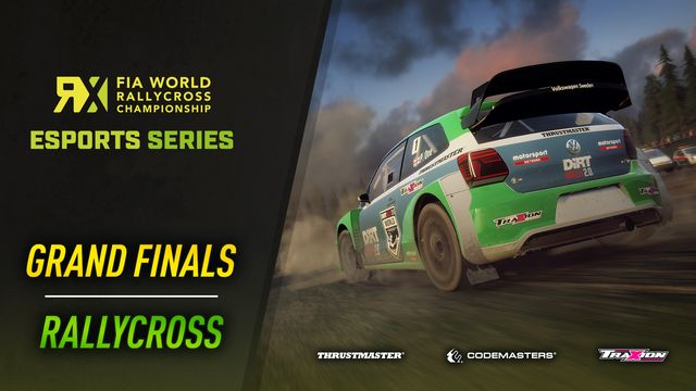 Live: World RX Esports Series – Grand Finals