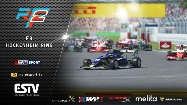 Live: WPR - F3 at Hockenheim GP Casual Race