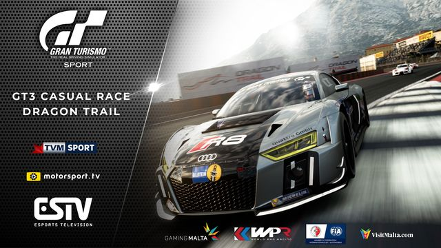 Live: WPR - GT3 at Dragon Trail Casual Race
