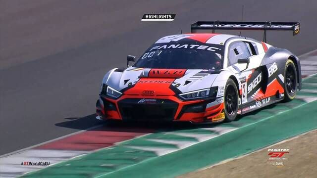 Magny-Cours Qualifying 1 Highlights