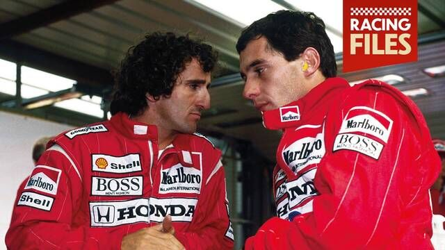 McLaren dominance in F1: Senna and Prost