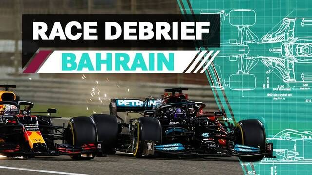 Mercedes-AMG F1 Team: Bahrain GP Race Debrief