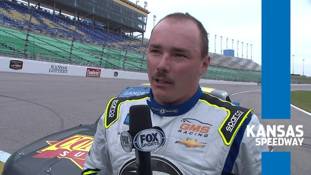 Moffitt gets first win of 2020 and locks into Championship 4