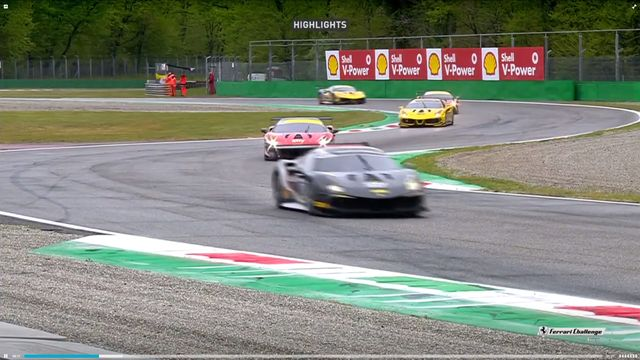 Monza: Coppa Shell - Race 2 highlights