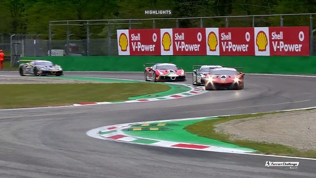 Monza: Trofeo Pirelli - Race 2 highlights part 2
