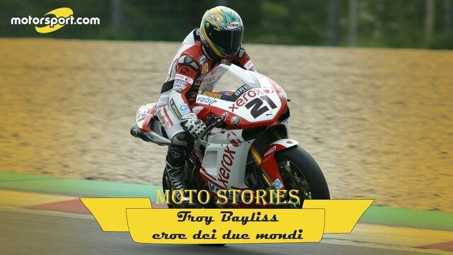 Moto Stories: Troy Bayliss, eroe dei due mondi
