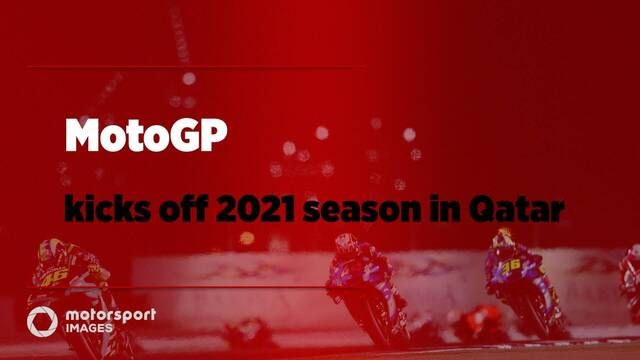 MotoGP 2021 kicks off in Qatar