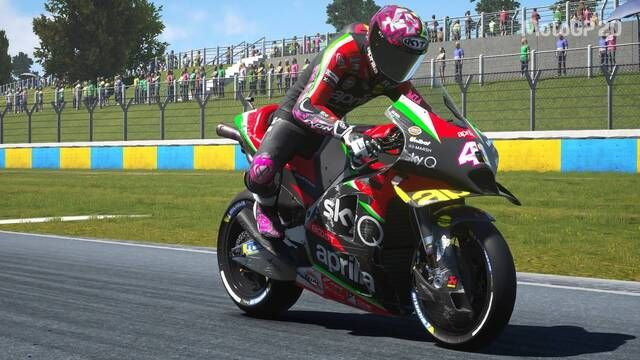 MotoGP: Virtual onboard at Jerez