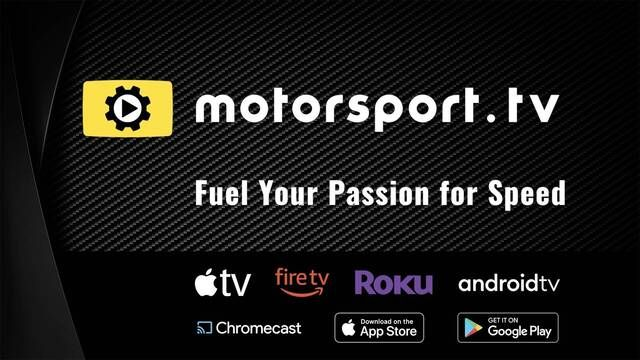 Motorsport.tv Sizzle Reel 2021 January - 60 second version