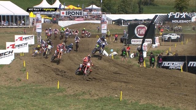 MXGP of Switzerland – MX2 Highlights