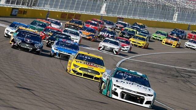 NASCAR executives detail how sport got back on track in 2020